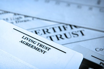 Living trust agreement - Harrison Estate Law, P.A.