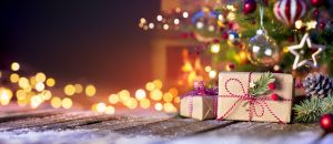 Gifts under a Christmas tree –– Harrison Estate Law, P.A.