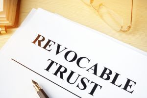 Revocable trust papers