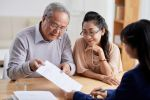 Elderly Looking Over Estate Plan –– Harrison Estate Law, P.A.